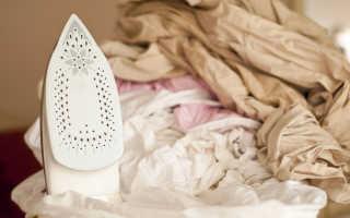 Как гладить простынь на резинке и сложить ее после глажки: пошагово и без лишних затрат времени и нервов