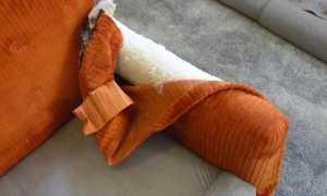 Ремонт дивана своими руками. Конструкции и возможные проблемы