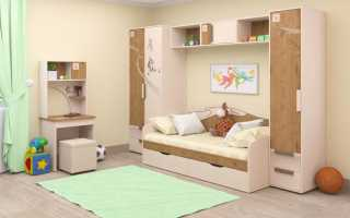 Кровать-диван для подростка и ее особенности