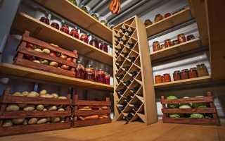 Как хранить яблоки в погребе на зиму: можно ли и как правильно организовать хранение урожая в подвале, при какой