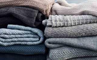 Как стирать шерстяные вещи (изделия из собачьей, верблюжьей и др. шерсти): можно ли в стиральной машинке и при какой