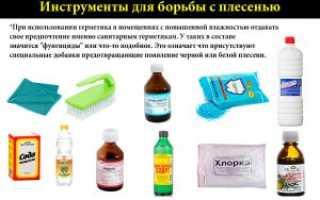 Как убрать плесень на герметике в ванной комнате: народные и химические средства для удаления черного грибка в душе