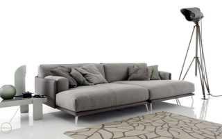 Выбираем диван в гостиную: на что обратить внимание?