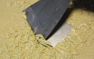 Чем снять краску с металла в домашних условиях: чем можно быстро смыть покрытие и как очистить металлическую поверхность?