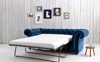 Какой механизм дивана лучше подходит для ежедневного использования?