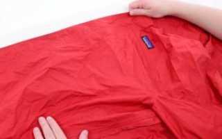 Как погладить куртку (болоневую, джинсовую, мятую нейлоновую, дермантиновую и т.д.), можно ли утюгом?