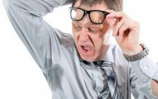 Как отстирать запах пота с одежды под мышками (въевшийся, который не уходит после стирки), что делать, если вещи плохо