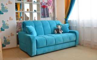 Стандартные размеры диванов в зависимости от модели изделия