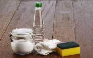 Как почистить диван содой и уксусом в домашних условиях от пятен, как быстро и эффективно вывести запах?