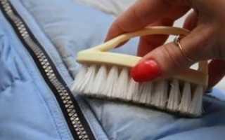 Как убрать краску с куртки в домашних условиях: чем выводить с кожаной, как оттереть с болоньевой, чем очистить ткань