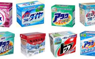 Японские гели для стирки (Attack и другие): плюсы и минусы стиральных средств из Японии, цена, отзывы потребителей