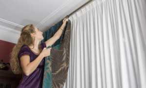 Как разгладить тюль без утюга после стирки прямо на окне, при помощи пара, отпаривателя и других методов, которые сделают