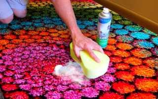 Как убрать запах мочи с ковра в домашних условиях, чем вывести неприятный аромат и удалить пятна: советы по чистке