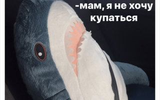 Как стирать акулу из Икеи: можно ли в стиральной машине и как почистить руками, как сушить после стирки?