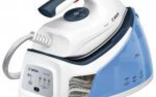 Парогенератор Bosch TDS 3831100, Series 2 TDS 2140, Serie 2 Easy Comfort и др.: отзывы, инструкция по применению, советы