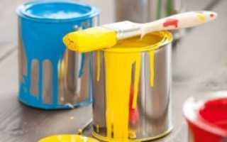 Как снять краску со стен на кухне, чем удалить старую покраску, какими способами убрать масляную, акриловую, водоэмульсионную?