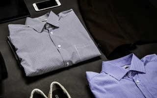 Как разгладить хлопковую рубашку утюгом, отпаривателем и парогенератором: если она на 100% из этого материала или содержит смешанный состав
