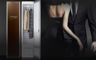 Шкаф для глажки одежды и белья: обзор систем, которые гладят сами (lg V-ZUG), отзывы, цена